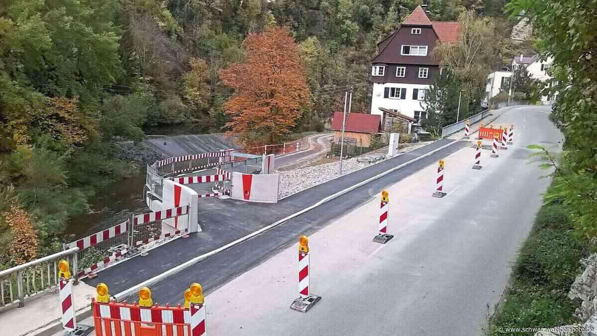 Haigerloch - Jetzt rücken die Landschaftsbauer an - Schwarzwälder Bote