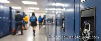 Les écoles de la Mauricie en mode alerte