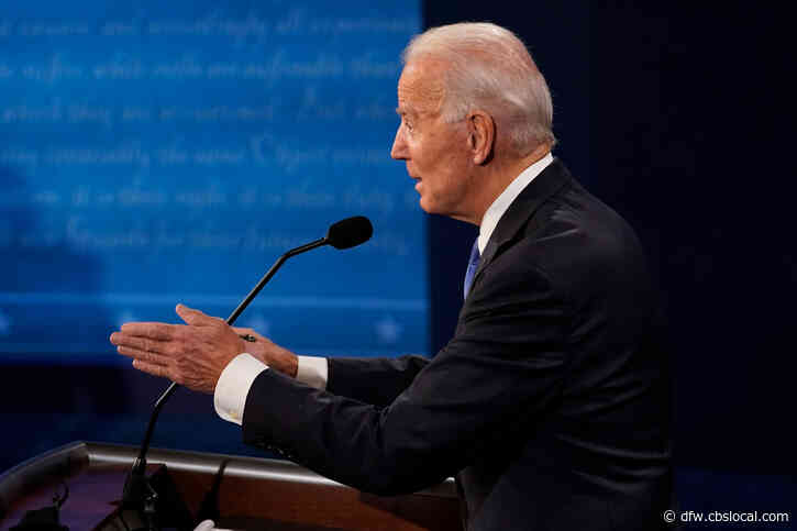 Texas GOP, Dems React To Joe Biden's Debate Comment: 'I Would Transition From The Oil Industry'