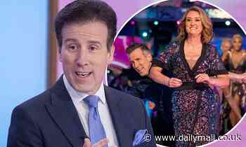 Strictly's Anton du Beke reveals his father physically abused him
