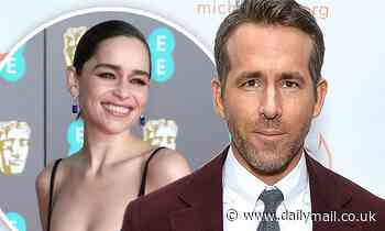 Ryan Reynolds jokingly 'moved' Emilia Clarke's birthday to a new date