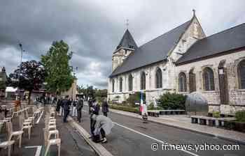 Attentat de Saint-Etienne-du-Rouvray : Le parquet demande un procès aux assises pour quatre personnes - Yahoo Actualités