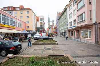 Fußgängerzone: Halberstadt investiert in Breiten Weg - Volksstimme