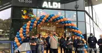 Aldi inaugura il nuovo punto vendita a Udine - Il Friuli