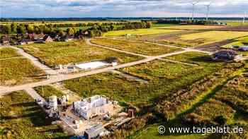 Im einst umstrittenen Wohngebiet wird jetzt gebaut - TAGEBLATT - Lokalnachrichten aus Drochtersen. - Tageblatt-online
