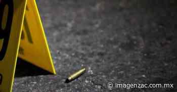 Asesinan a un joven de un balazo en la cabeza en Jalpa - Imagen Zacatecas - Imagen de Zacatecas, el periódico de los zacatecanos