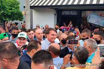 Após evento em Campinas, Bolsonaro visita Elias Fausto - Jornal O Semanário