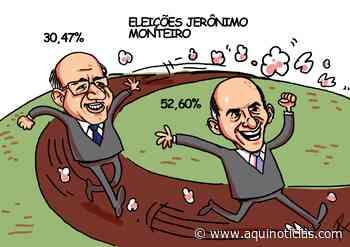 Sérgio Fonseca lidera pesquisa eleitoral em Jerônimo Monteiro - Aqui Notícias - www.aquinoticias.com