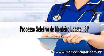 Processo Seletivo Prefeitura de Monteiro Lobato-SP: Inscrições encerradas - DIARIO OFICIAL DF - DODF CONCURSOS