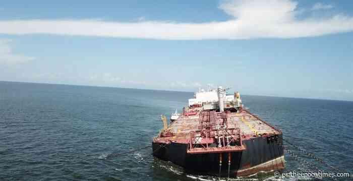 Expertos de Trinidad y Tobago no ven riesgo de hundimiento de barco de Pdvsa - lagranepoca