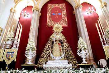Málaga : Veneración a María Santísima de la Trinidad por el XX aniversario de su Coronación | Diario de Pasión - Diario de Pasión