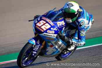 El novato Jeremy Alcoba manda en los FP2 de Teruel pero Jaume Masiá sigue siendo el más rápido de Moto3 - Motorpasión Moto