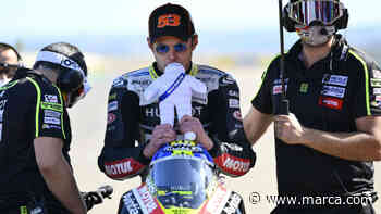 "Rabat: ""Doy la talla de sobra para estar en MotoGP"" - MARCA.com"