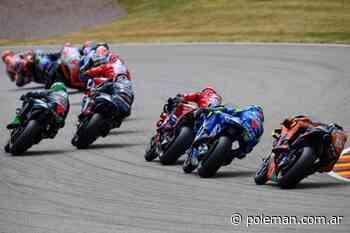 MotoGP: Horarios para el GP de Teruel - Poleman