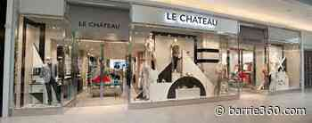 End of the line for fashion retailer Le Chateau – Barrie 360 - Barrie 360