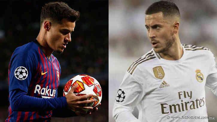 Los fichajes más caros del Barcelona y Real Madrid