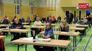 Überraschende Rettung der Fernwärmeversorgung Tanna möglich - Ostthüringer Zeitung
