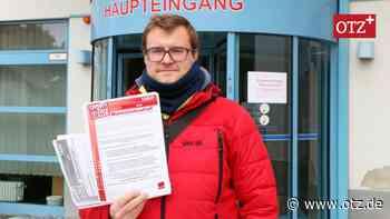 Streik am Krankenhaus weitet sich kommende Woche aus - Ostthüringer Zeitung