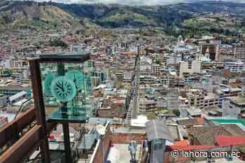Gradas eléctricas del pasaje Pelileo se inauguran hoy - La Hora (Ecuador)