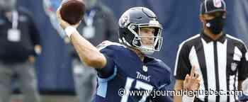La révélation Ryan Tannehill chez les Titans du Tennessee