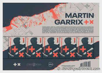 Martin Garrix and PostNL release custom stamp in DJ's honor - Dancing Astronaut