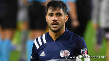 New England's Carles Gil makes return to pitch, perhaps sooner than expected