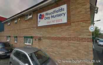 Bury nursery receives award as one of top 20 in North West