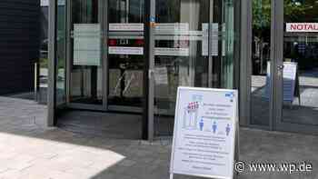 Corona in Marsberg: Besuchsverbot im St.-Marien-Hospital - WP News