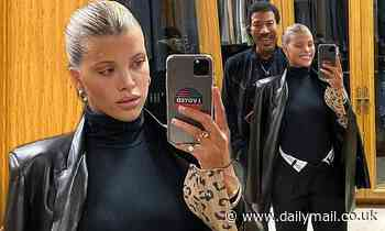 Sofia Richie poses for selfies with famous father Lionel Richie on Instagram: 'Jeez I love you'
