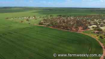 Quality farmland for efficient cropping