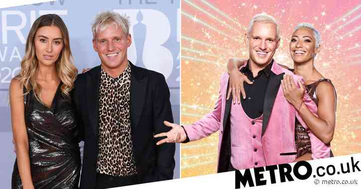 Strictly 2020: Jamie Laing 'will flip reverse' infamous curse with girlfriend Sophie Habboo