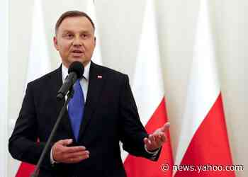 Polish President Duda infected with coronavirus, feels good: minister