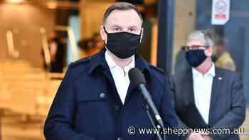 Polish president infected with coronavirus - Shepparton News