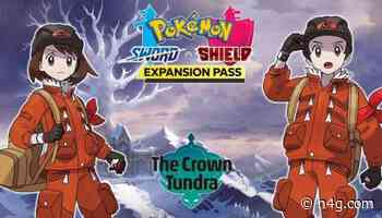 Pokemon Sword/Shield - The Crown Tundra DLC and update out now (version 1.3.0)