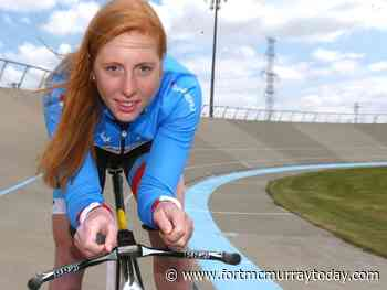 Cyclist Allison Beveridge adjusts, puts focus on 2021 Olympics - Fort McMurray Today