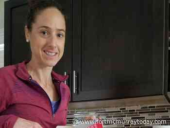 Hurdler Noelle Montcalm cooking up another run at the Olympics - Fort McMurray Today