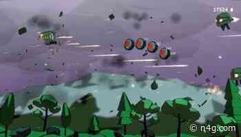 Heavy metal shoot em up GROOD is unleashed on Xbox One, PS4 and Switch