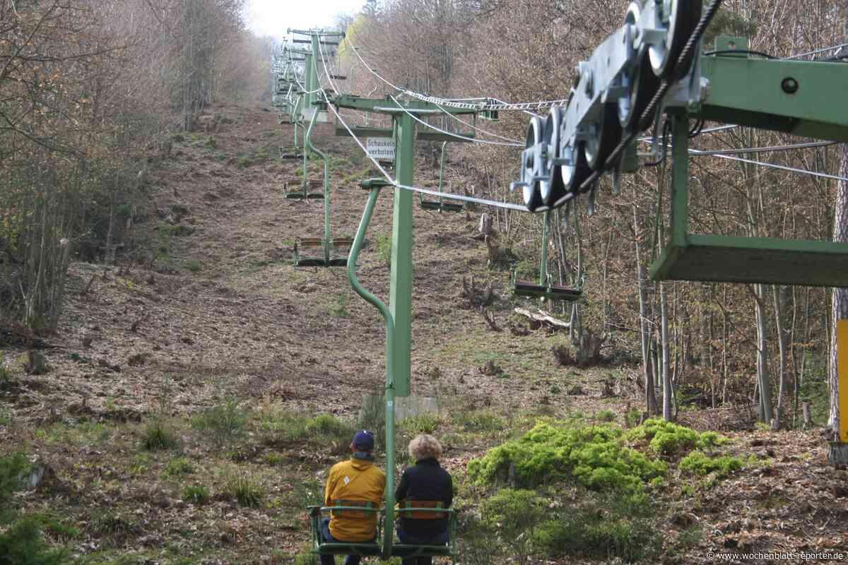 Edenkobener Rietburgbahn fährt an den Wochenenden im November:: Fahrbetrieb geht weiter - Wochenblatt-Reporter