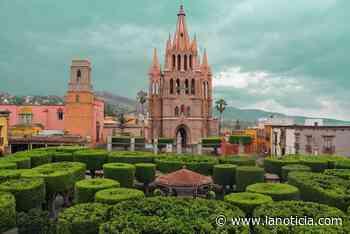 San Miguel de Allende es reconocida como Mejor Ciudad Pequeña del Mundo - La Noticia