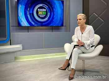 Candidata a prefeita de Blumenau, Debora Arenhart (Cidadania) apresenta plano de governo - ND - Notícias
