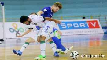 Marreco enfrenta o Blumenau em partida decisiva pela Liga Nacional de Futsal - RBJ