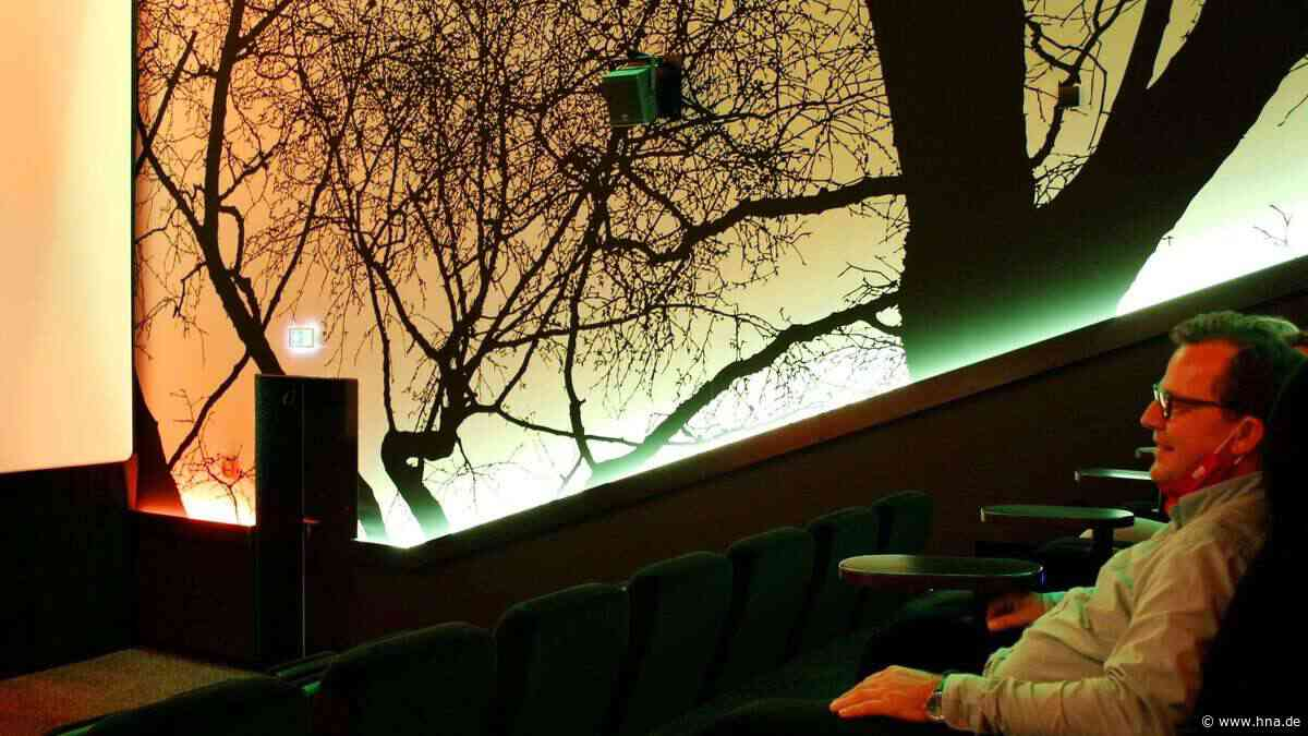Anbau an Cineplex-Kino in Baunatal fast fertig - HNA.de