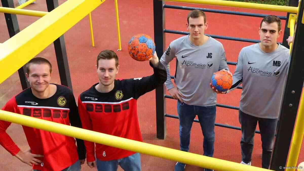 Handball: ESG Gensungen/Felsberg gegen Eintracht Baunatal ist auch ein Derby unter Freunden - HNA.de
