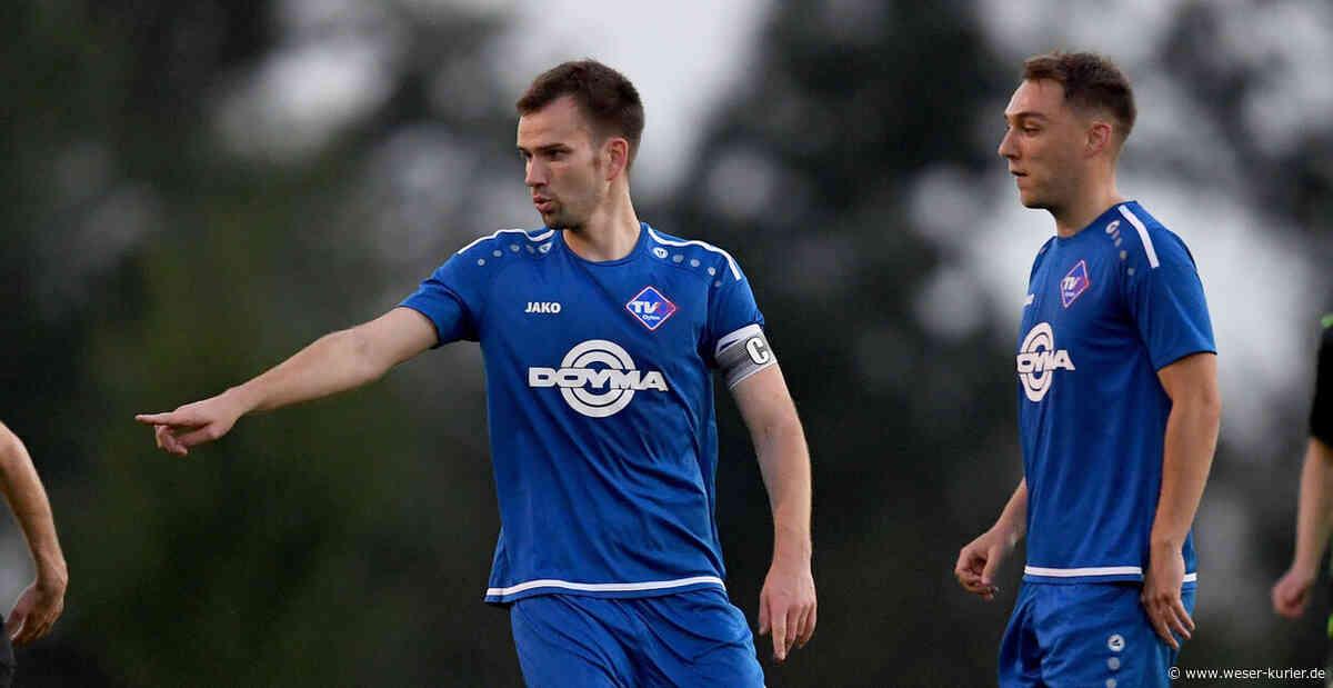 Fußball: TV Oyten will gegen Osterholz-Scharmbeck den Sieg erzwingen - WESER-KURIER