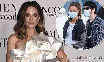 Kate Beckinsale, 43, hits back at troll who tells her she 'needs a man'