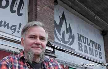 Krefeld: Pille schließt die Kulturrampe für eine Weile - Westdeutsche Zeitung