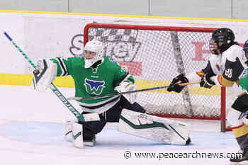 White Rock Whalers score nine in season-opening win over Surrey Knights - Peace Arch News