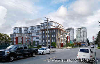 White Rock 80-unit rental-only project goes to public hearing - Surrey Now-Leader