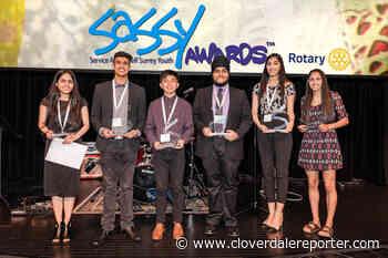 SASSY Awards set to honour Surrey, White Rock youth virtually - Cloverdale Reporter