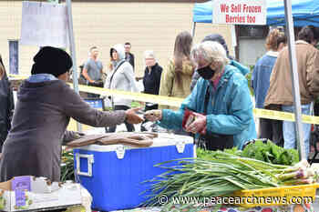 Keeping White Rock Farmers' Market open not without its challenges, organizer says - Peace Arch News